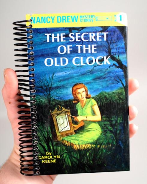 nancy drew book