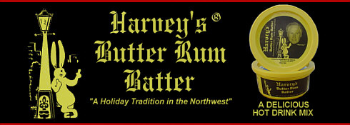 Harveys Butter Rum Batter